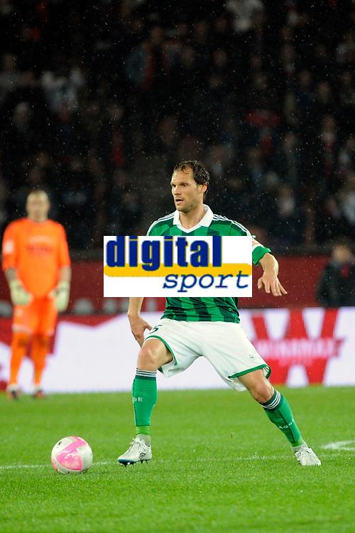 FOOTBALL - FRENCH CHAMPIONSHIP 2011/2012 - L1 - PARIS SAINT GERMAIN v AS SAINT ETIENNE - 2/05/2012 - PHOTO JEAN MARIE HERVIO / DPPI - SYLVAIN MARCHAL (ASSE)