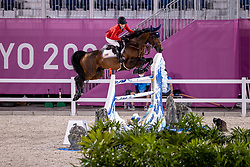 Springsteen Jessica, USA, Don Juan van de Donkhoeve, 394<br /> Olympic Games Tokyo 2021<br /> © Hippo Foto - Dirk Caremans<br /> 07/08/2021