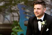 groom by Tallmadge wedding photographer, Akron wedding photographer Mara Robinson Photography