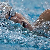 Swimming competition during the 13th FINA Swimming World Championships held in Rome, Italy. Thursday, 30. July 2009. ATTILA VOLGYI