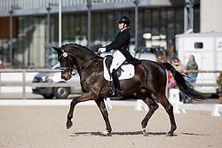 Van den Steen Amber, BEL, Fame <br /> CDI3* Opglabbeek<br /> © Hippo Foto - Sharon Vandeput<br /> 24/04/21