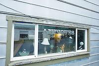 Old Wheeler Antique store. Wheeler, Oregon.