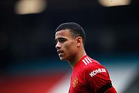 Football - 2020 / 2021 Premier League - Manchester United vs Burnley - Old Trafford<br /> <br /> Mason Greenwood of Manchester United at Old Trafford<br /> <br /> Credit COLORSPORT/LYNNE CAMERON