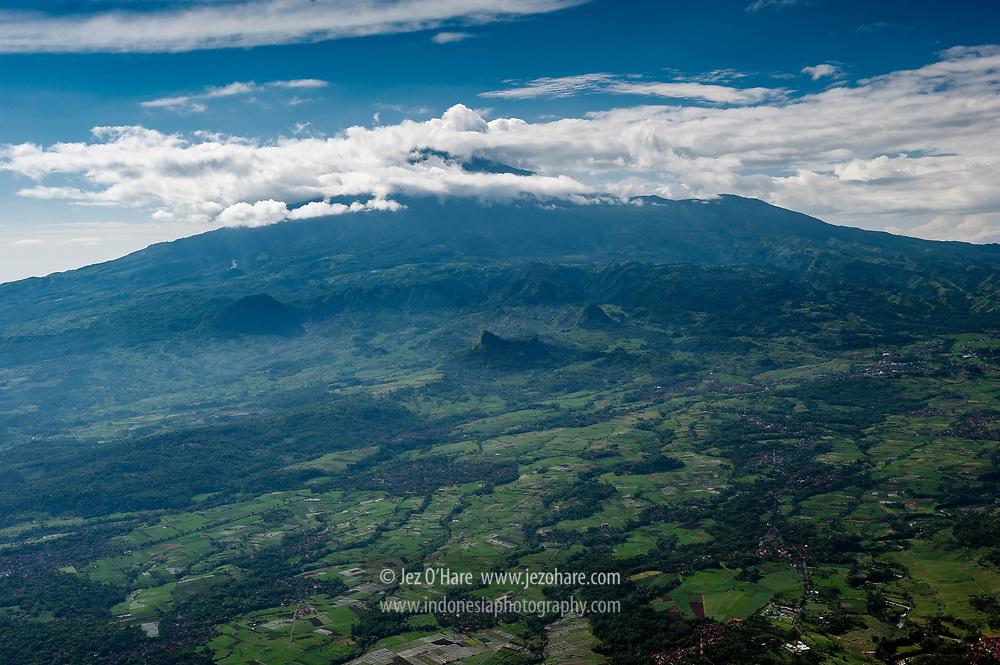 Gunung Ceremay, Majalengka, Jawa Barat, Indonesia.