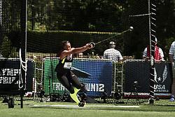 Olympic Trials - Hammer Throw, women Cosby