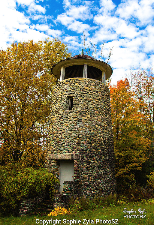 Carter's Tower of Foolishness in Fall
