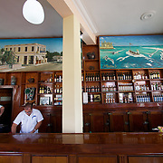 Terrazas, a small restaurant and bar in the small seaside fishing  community of Cojimar, an inspiration for Hemingway's novel The Old Man and the Sea. Cuba