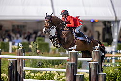 Bauman Uri, SLO, Larisal<br /> European Championship Riesenbeck 2021<br /> © Hippo Foto - Dirk Caremans<br />  03/09/2021