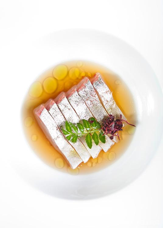 Food photography. Park Restaurant, Montreal - Chef Antonio Park. 2013.