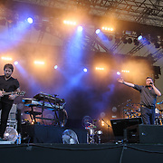 Elbow Live @ the Eden Sessions, Tuesday 15th July 2014, The Eden Project, Bodelva, Cornwall, United Kingdom