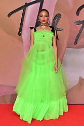 Adwoa Aboah bei den Fashion Awards 2016 in der Royal Albert Hall in London / 051216<br /> <br /> ***Fashion Awards 2016 in London, Britain, Dec. 5th, 2016.***