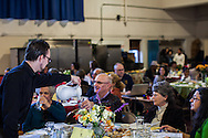 The Oakland Sunrise Rotary Club sponsored the Second Annual Tea at Melrose Leadership Academy on Saturday February, 23, 2013 in Oakland, California.