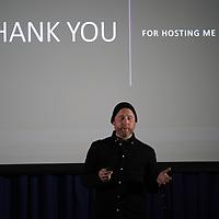 Blake Human Career Talk at Cockfosters 18.11.2019
