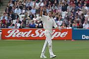 2004 1st NPower Test  - England v New Zealand. <br /> 21/05/2004<br /> Steve Harmison<br /> <br /> <br />  <br /> <br />     [Credit Peter Spurrier Intersport Images}
