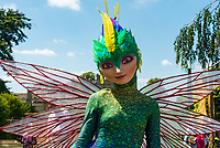 cosplay at Fanatsy Forest Festival Sudeley Castle, Cheltenham  Photo by Mark Anton Smith