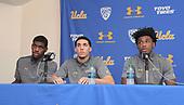 Nov 15, 2017-NCAA Basketball-UCLA Press Conference