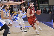 DESCRIZIONE : Eurocup 2015-2016 Last 32 Group N Dinamo Banco di Sardegna Sassari - Cai Zaragoza<br /> GIOCATORE : Tomas Bellas<br /> CATEGORIA : Palleggio Penetrazione<br /> SQUADRA : Cai Zaragoza<br /> EVENTO : Eurocup 2015-2016<br /> GARA : Dinamo Banco di Sardegna Sassari - Cai Zaragoza<br /> DATA : 27/01/2016<br /> SPORT : Pallacanestro <br /> AUTORE : Agenzia Ciamillo-Castoria/L.Canu