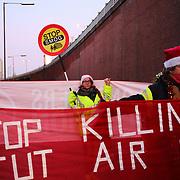 Stop Killing Londoners - Chiswick Roundabout 18.12.17