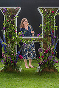The Chelsea Flower Show organised by the Royal Horticultural Society with M&G as its MAIN sponsor for the final year. London 23 May, 2017