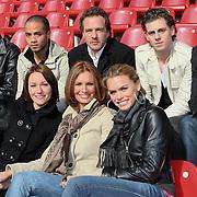 NLD/Utrecht/20080303 - Perspresentatie cast Voetbalvrouwen 2008,