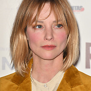 Sienna Guillory attends the Raindance Opening Gala 2018 held at Vue West End, Leicester Square on September 26, 2018 in London, England.