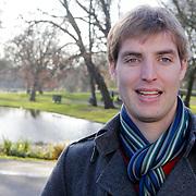 NLD/Amsterdam/20111128 - Pespresentatie Wie is de Mol 2011, Maarten van der Weiden