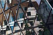 Swiss Re Building, London, England, United Kingdom