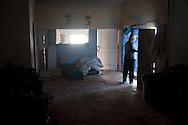Una delle stanze della casa. Per poterla affittare non è necessario che ci sia un letto.