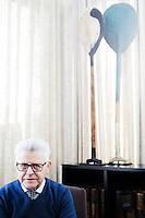 Erik Paulsson, skånsk entreprenör och miljardär.