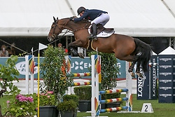 Whitaker Michael, GBR, JB's Hot Stuff<br /> FEI Nations Cup - Roeser 2017<br /> © Hippo Foto - Julien Counet<br /> 30/06/17