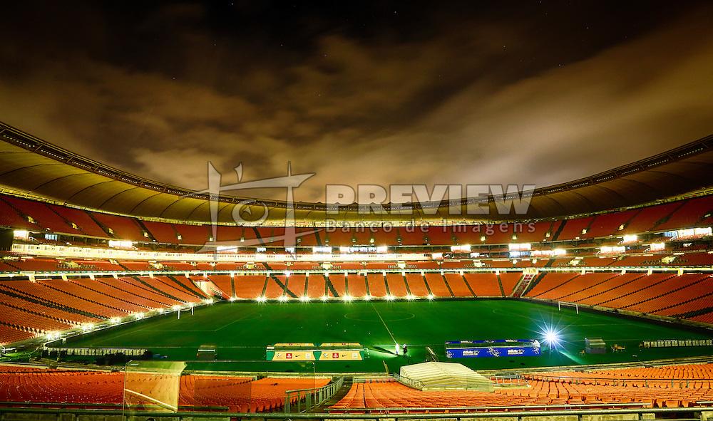 Vista do Estádio Soccer City, em Joanesburgo, um dos elefantes brancos resultado da última Copa do Mundo realizada no país. FOTO: Jefferson Bernardes/ Agencia Preview