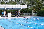 Triathlon Europe Swim Session, 21st May 2012, Richmond Pools on the Park