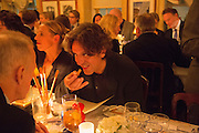 GIORGIO LOCATELLI, Charles Finch and  Jay Jopling host dinner in celebration of Frieze Art Fair at the Birley Group's Harry's Bar. London. 10 October 2012.