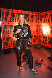"""Eva Herzigova at """"Hoping For Palestine"""" Benefit Concert For Palestinian Refugee Children held at The Roundhouse, Chalk Farm Road, England. 04 June 2018. <br /> Photo by Dominic O'Neill/SilverHub 0203 174 1069/ 07711972644 - Editors@silverhubmedia.com"""