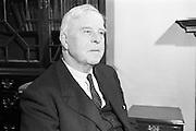 06/04/1964<br /> 04/06/1964<br /> 06 April 1964<br /> Dr. James Ryan, Minister for Finance.