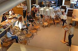 Yale Center for British Art Undergraduate Open House '12