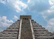 Chichen Itza,  a World Heritage site on the Yucatan Peninsula of Mexico. (Cindi Christie photo)