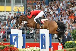 Estermann Paul, (SUI), Castlefield Eclipse<br /> Individual Final Competition<br /> FEI European Championships - Aachen 2015<br /> © Hippo Foto - Dirk Caremans<br /> 23/08/15