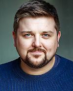 Actor Headshots Paul Dorsey