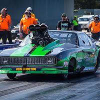 Daniel Gregorini (2299) - Chevrolet Camaro Top Doorslammer.