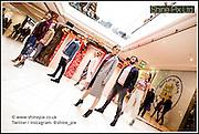 Intu Derby shopping centre Autumn Winter 2016 fashion event. Picture by Shaun Fellows / Shine Pix