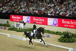 Von Bredow-Werndl Jessica, (GER), Unee BB <br /> Kur<br /> Reem Acra FEI World Cup™ Dressage Final<br /> Las Vegas 2015<br />  © Hippo Foto - Dirk Caremans<br /> 19/04/15