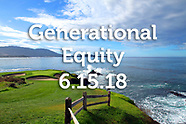 Generational Equity at Pebble Beach
