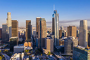 Los Angeles Business Skyline