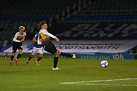 Football - 2020 / 2021 Sky Bet League One - Portsmouth vs. Crewe Alexandra - Fratton Park<br /> <br /> Oliver Finney of Crewe scores a late consolation goal from the penalty spot at Fratton Park <br /> <br /> COLORSPORT/SHAUN BOGGUST
