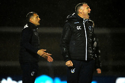 Bristol Rovers manager Graham Coughlan - Mandatory by-line: Nizaam Jones/JMP - 05/03/2019 - FOOTBALL - Memorial Stadium - Bristol, England - Bristol Rovers v Sunderland - Checkatrade Trophy