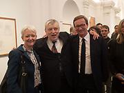 MARIA BALSHAW, SIR NORMAN ROSENTHAL, THADDAEUS ROPAC Joseph Beuys, Galerie Thaddaeus Ropac, Ely House, Dover Street, London. 17 April 2018