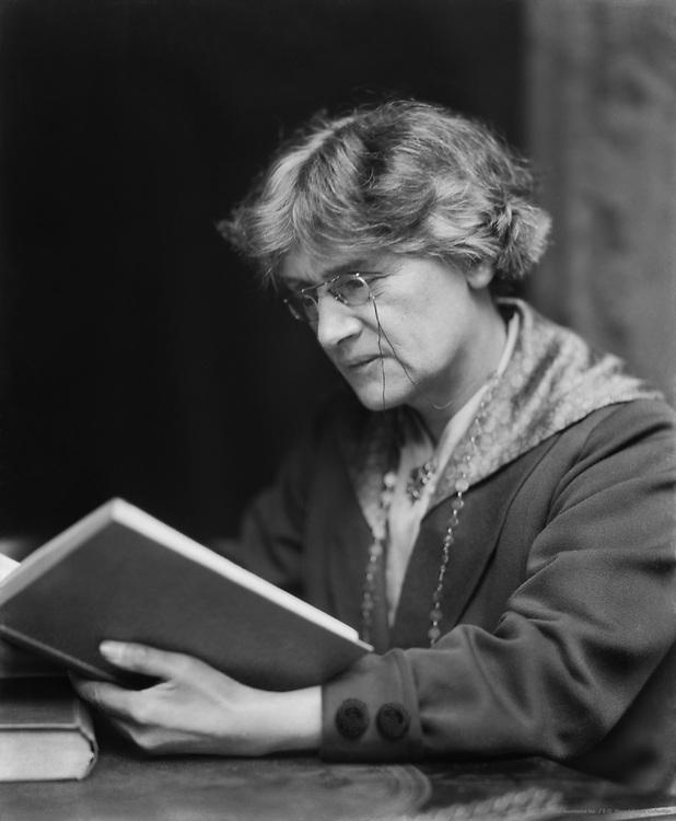 Beatrice Harraden, English Author and Suffragette, 1919