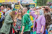 The 2015 Glastonbury Festival, Worthy Farm, Glastonbury.