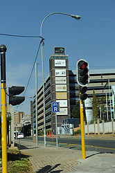 31-08-18. Johannesburg,  South African Broadcasting Corporation (SABC) in Auckland Park. Some of the signs for Signs for SABC news, sport, education and SABC 1. Picture: Karen Sandison/African News Agency(ANA)